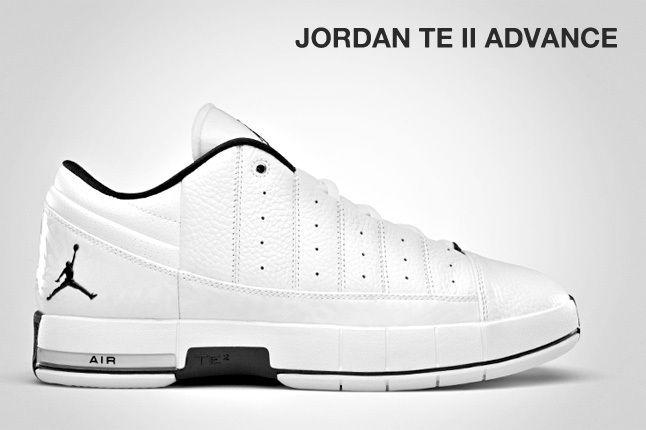 Jordan Te Ii Advance White 1