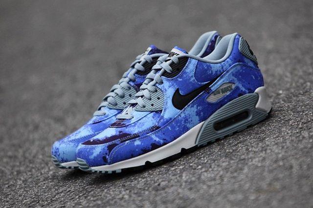 Nike Air Max 90 Blue Lacquer 2