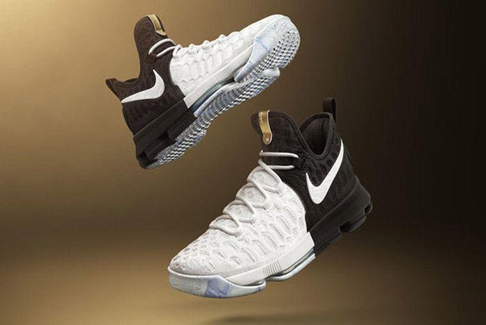 Nike Jordan 2017 Bhm Collection Kd 9