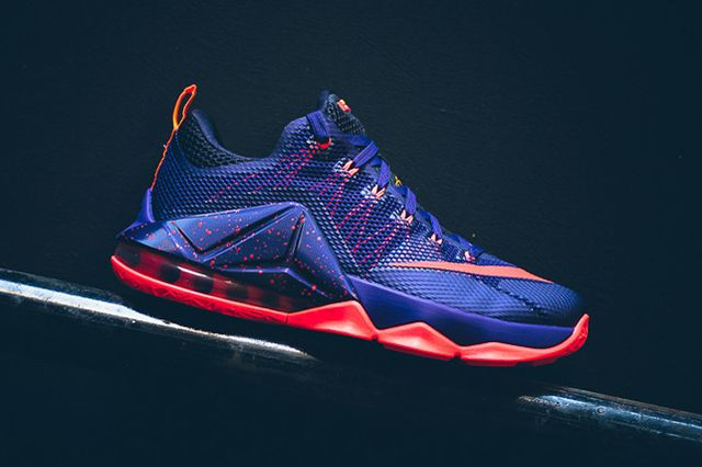 Nike Lebron 12 Low Raptors