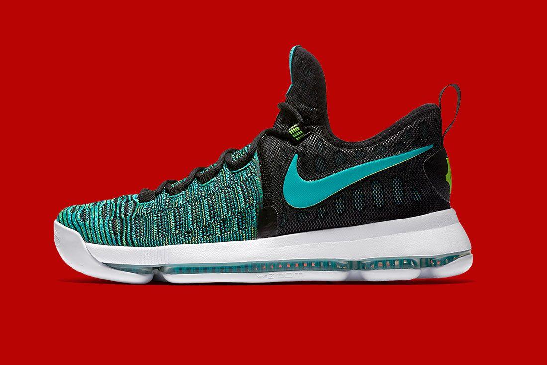 Nike Kd 9 Birds Of Paradise 1