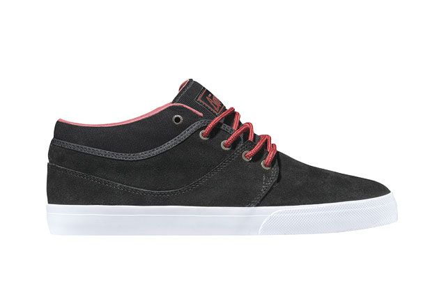 Globe Mahalo Mid Blk Sideview