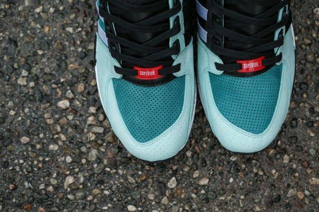 Bait X Adidas Eqt Running Support 7