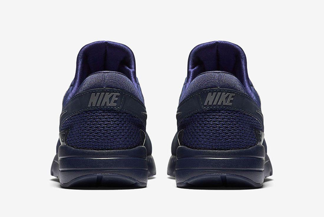 Nike Air Max Zero Blue 4