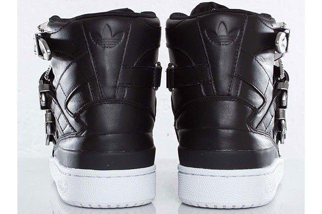 Adidas Jeremy Scott Black Forum 1