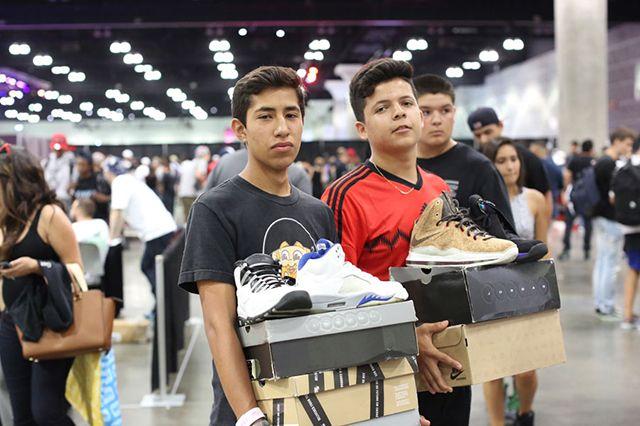 Sneaker Con La Recap 55