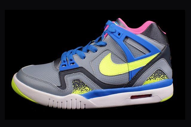 Nike Air Tech Challenge 2 Gs Photo Blue 3