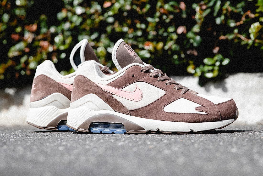 Nike Air Max 180 Rust Pinkbaroque Brown 4