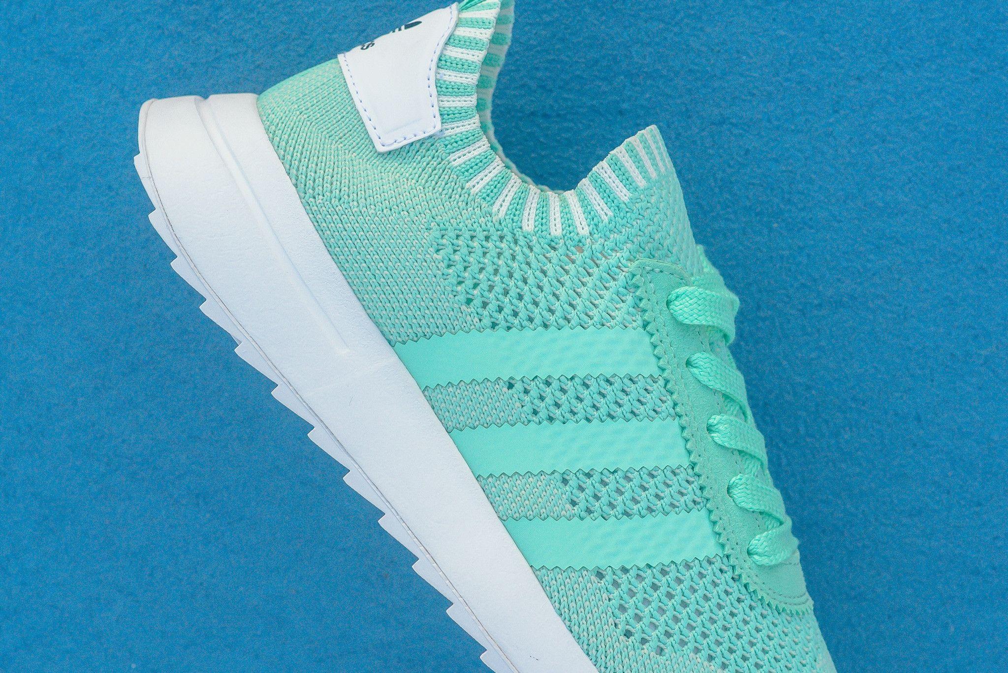 Wmns Adidas Womens Flashback Primeknit Pk Sneaker Politics Hyebeast 3
