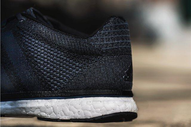 Adidas Adizero Adios Primeknit Boost Side Heel