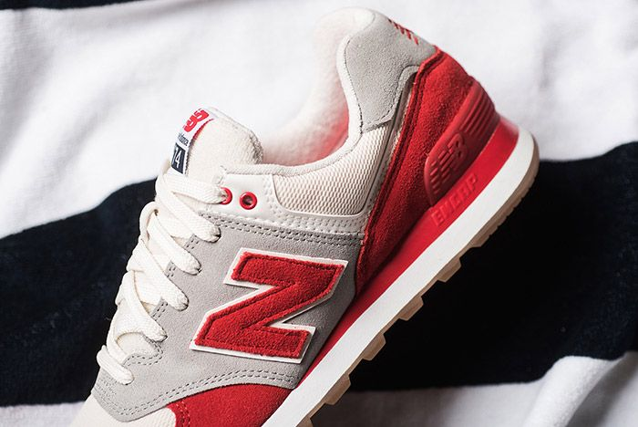 New Balance 574 Terry Cloth Pack 4