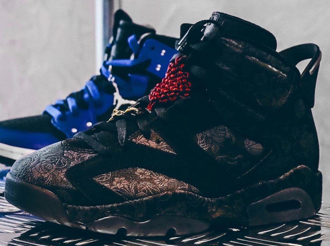 First Look: The Air Jordan 6 'Singles Day' - Sneaker Freaker