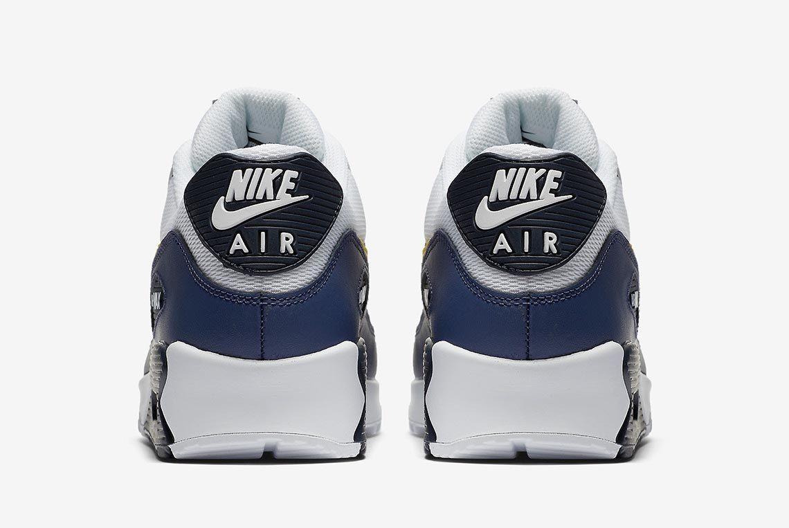 Nike Air Max 90 Michigan Aj1285 101 Buy Now 2 Sneaker Freaker