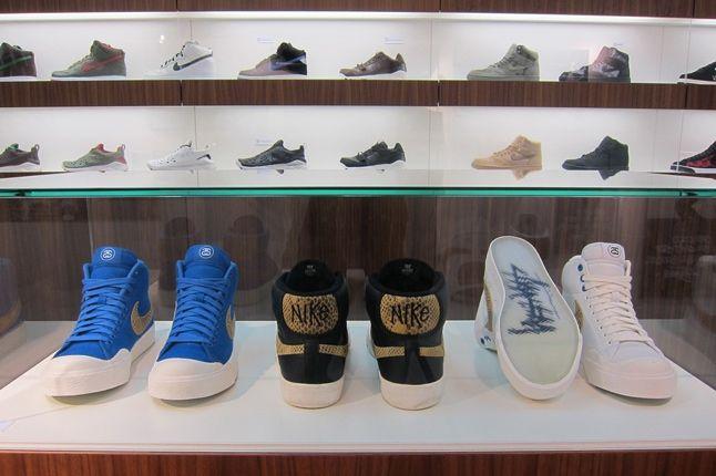 Stussy Sneaker Museum 13 1