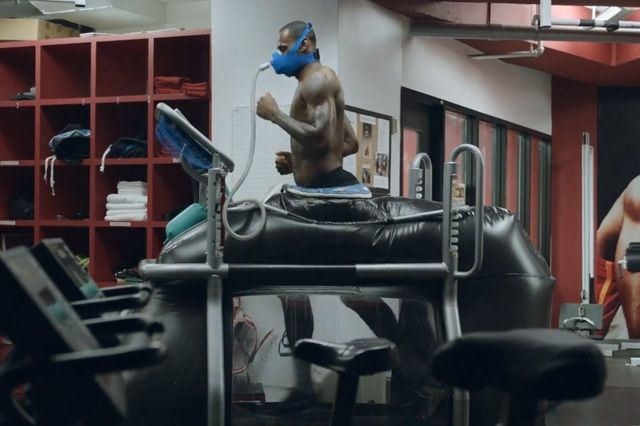 Lebron James For Samsung Always On Commercial 5