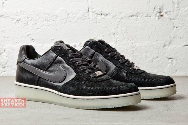 Nike Af1 Downtown Black 2