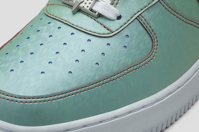 Nike Air Force 1 Low Preserved Icons Lady Liberty 6