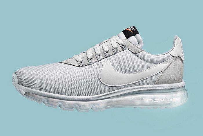 Nike Ld Zero Light Grey 6