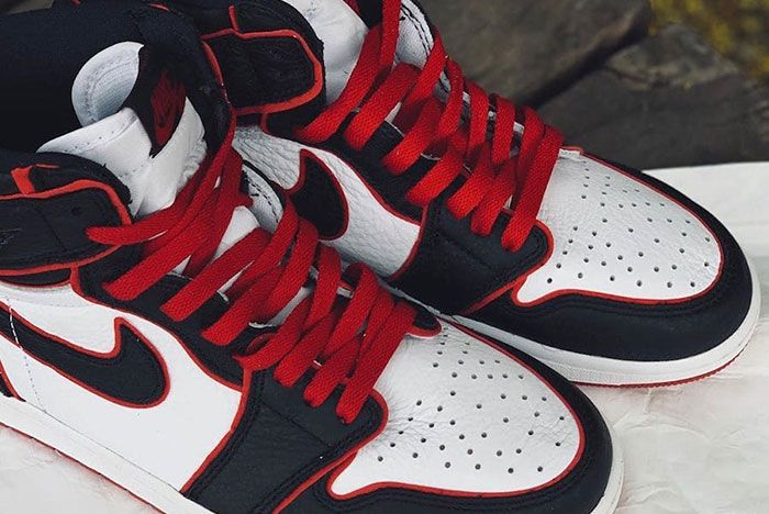 Air Jordan 1 Who Said Man Was Not Meant To Fly 555088 062 Release Date 3 Up Close