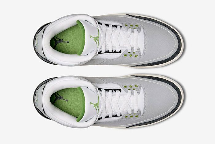 Air Jordan 3 Tinker Chlorophyll 136064 006 Release Date 3 Sneaker Freajer