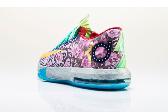 Nike What The Kd Vi 5