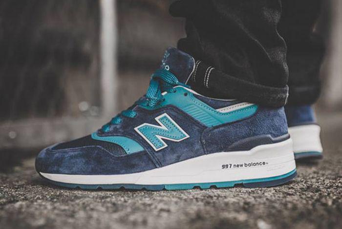 New Balance 997 Blue 4