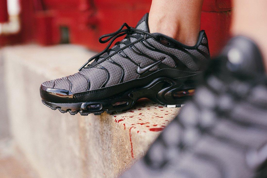 Nike Air Max Plus Tn Black 2