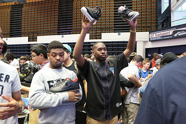 Sneaker Con Washington Dc 2013 50