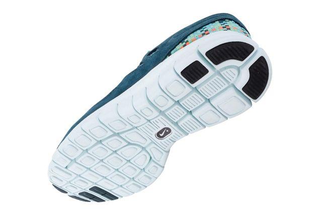 Nike Free Run 2 Woven Sole 1