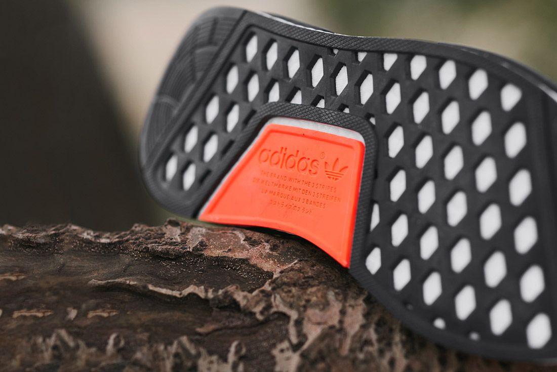 Size X Adidas Nmd R1 Orange Noise Invisble Pack Sneaker Freaker 3
