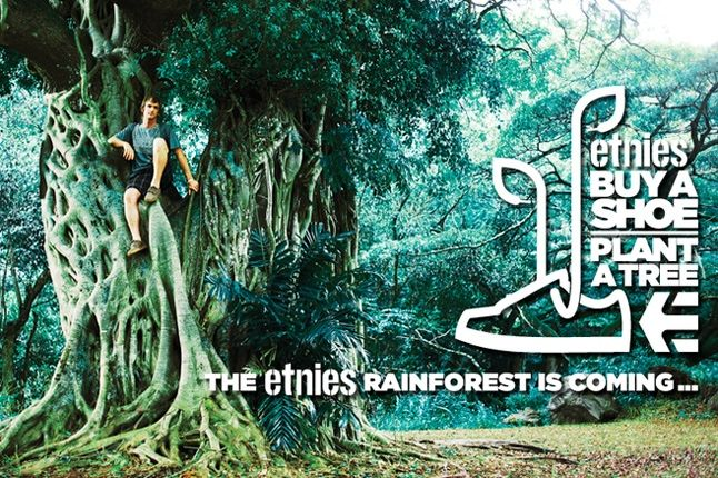 Etnies Buy A Shoes Plant A Tree 2 1