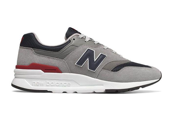 New Balance 997 Grey Navy