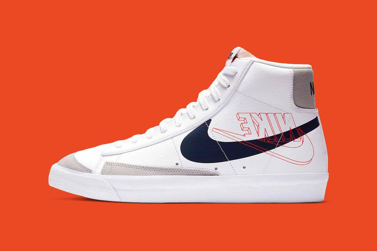 Nike Blazer 'Reverse Swoosh'