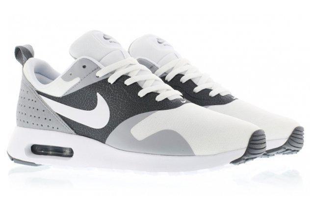 Nike Air Max Tavas White Grey 3