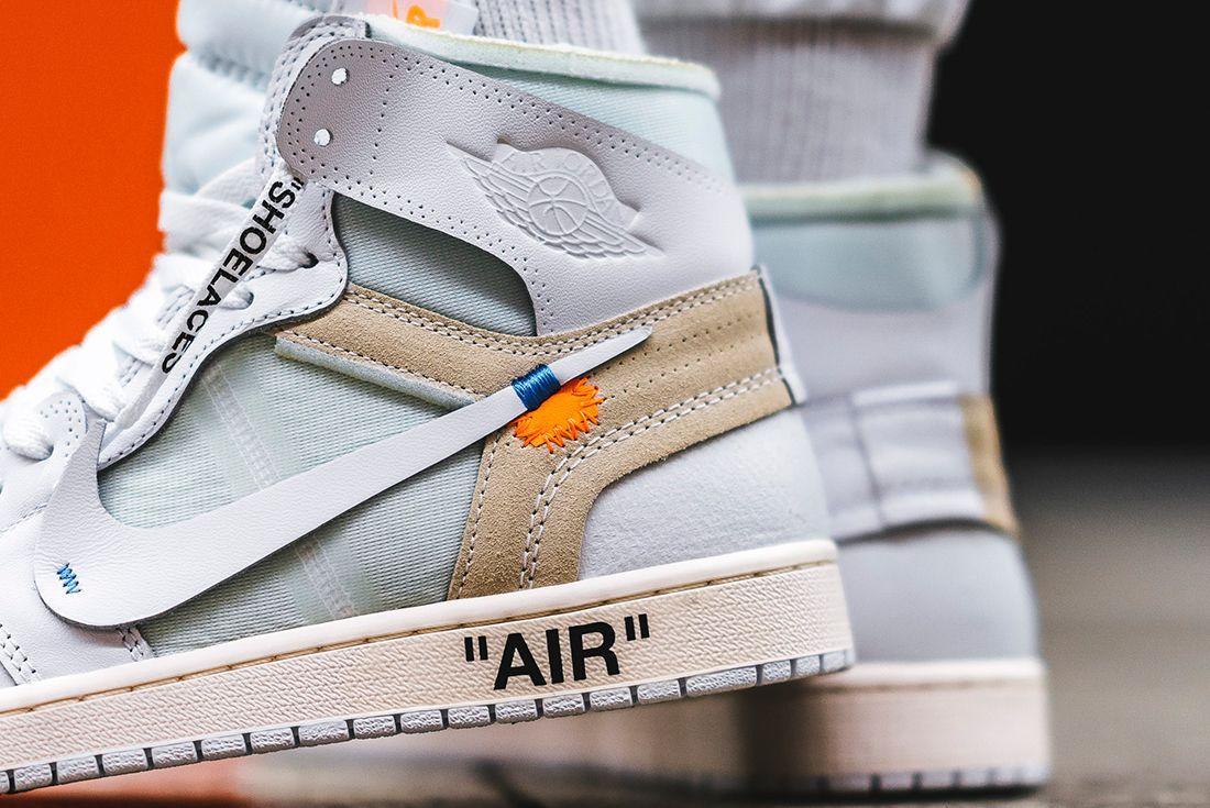 Off White Air Jordan 1 7