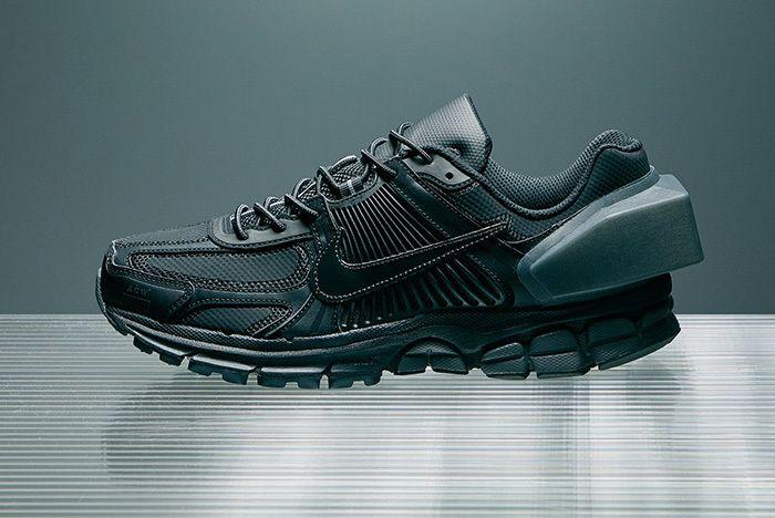 A Cold Wall Nike Zoom Vomero 5 Sail Black 7