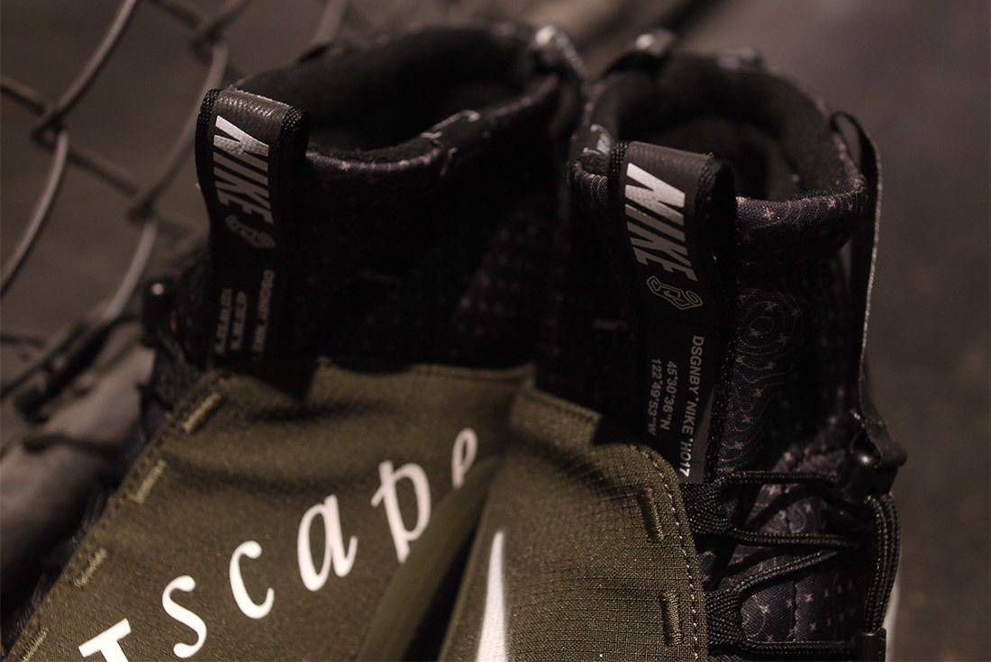 Nike Air Footscape Mid Utility Tokyo Limited Edition For Nonfuture Mita Sneakers 5