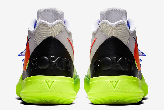 Nike Kyrie 5 Rokit All Star Heel