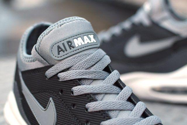 Nike Air Max 93 Granite Grey Bumpers 1
