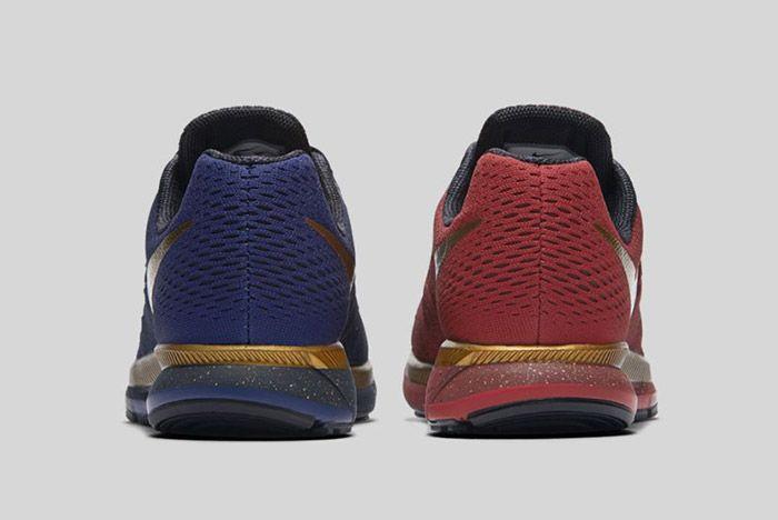 Nike Air Zoom Pegasus 33 Le Multicolour 5
