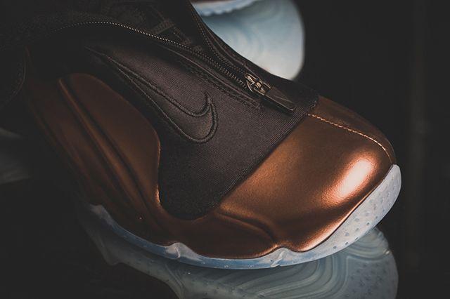 Nike Air Flightposite Prm Copper 6