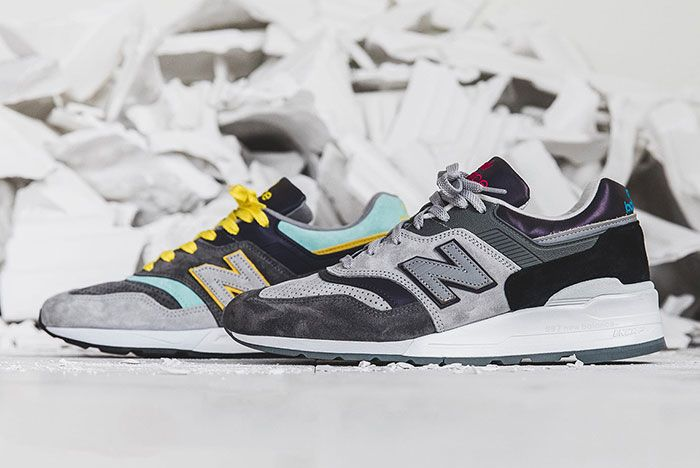 New Balance 997 Dtlr Greek Gods Pack Lateral