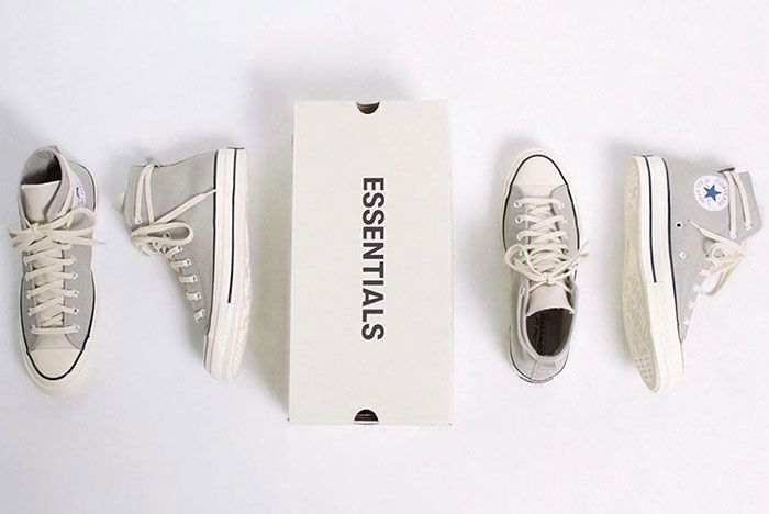 Fear Of God Essentials Converse Chuck 70 Release Date 0Official