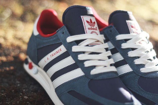 Adidas La Trainer Light Scarlet 3