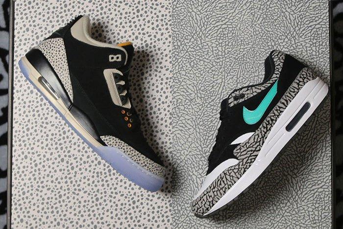 Atmos X Nike X Jordan Twin Pack Revealed22