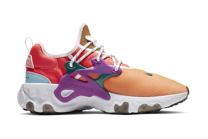 Beams Nike Presto React Dharma Cj8016 107 Release Date Medial