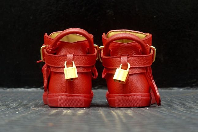 Buscemi 100Mm Shoe 9