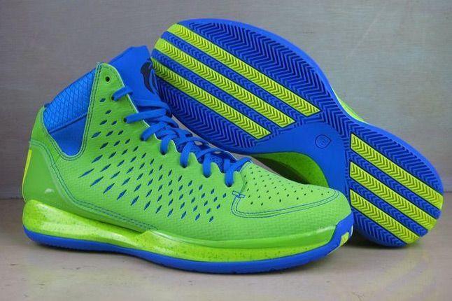 Adidas D Rose 3 Fresh Prince Of Bel Air Pair 11
