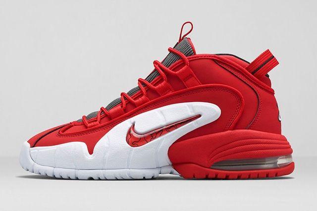 Nike Penny Uni Red Bump 1