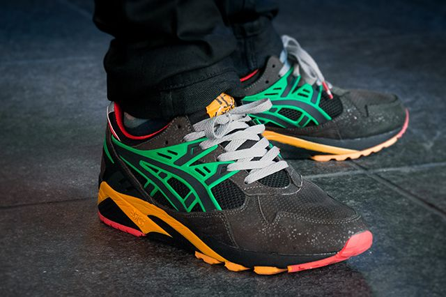Packer Shoes X Asics Gel Kayano Trainer All Roads Lead To Teaneck 7